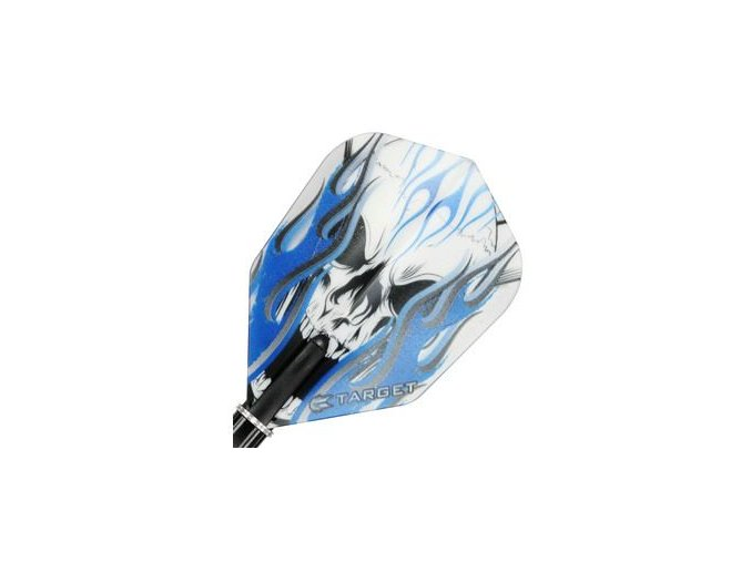 Letky VISION standard Skull Blue/White NO6