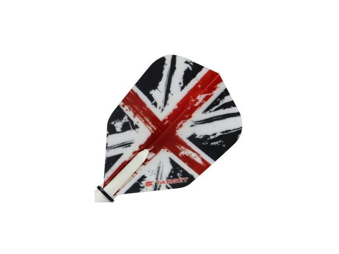 Letky VISION NEW standard  - Red Union Jack NO6