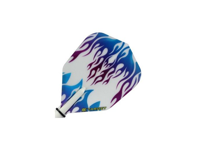 Letky VISION NEW standard  - Blue/White Flame NO6