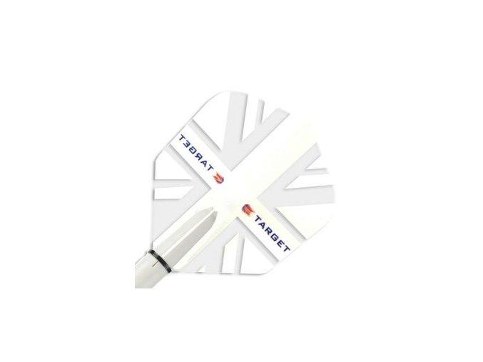 Letky VISION NEW  standard  Union Jack White NO6