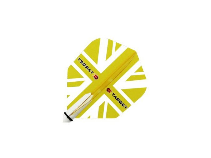 Letky VISION NEW  standard  Union Jack Yellow