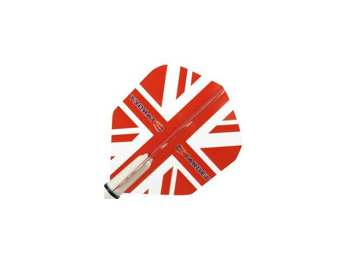 Letky VISION NEW  standard  Union Jack Red NO6