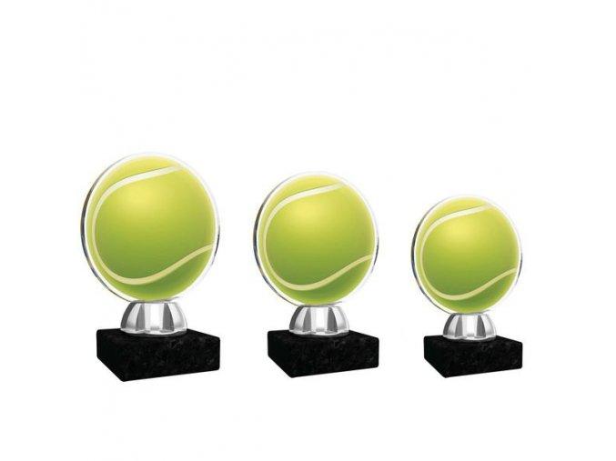 Akrylátová trofej CACL1031NM9 tenis