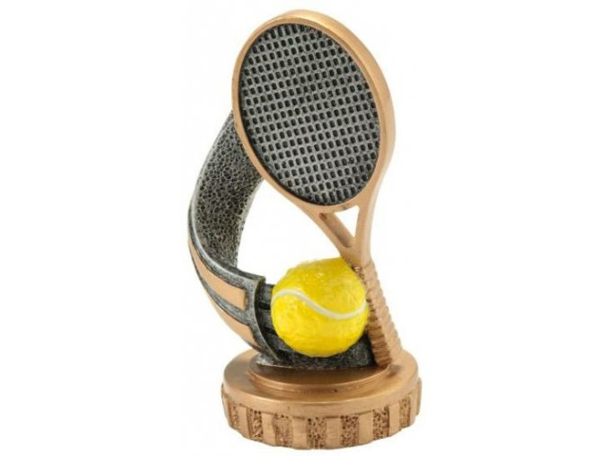 Trofej  CU08 tenis Výška 8cm