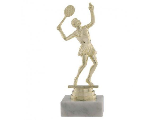 Trofej  CF0129 tenistka