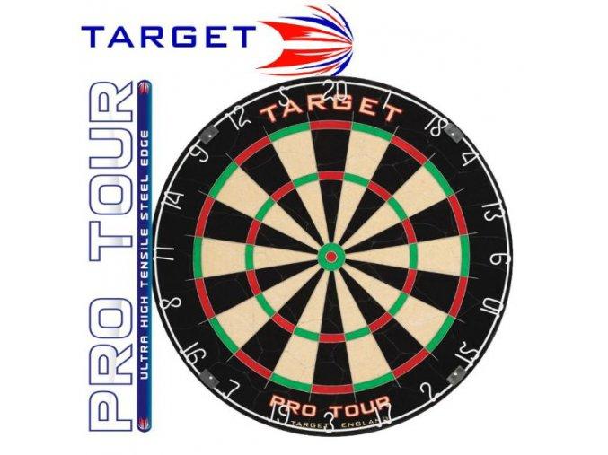 Sisalový terč Target PRO TOUR