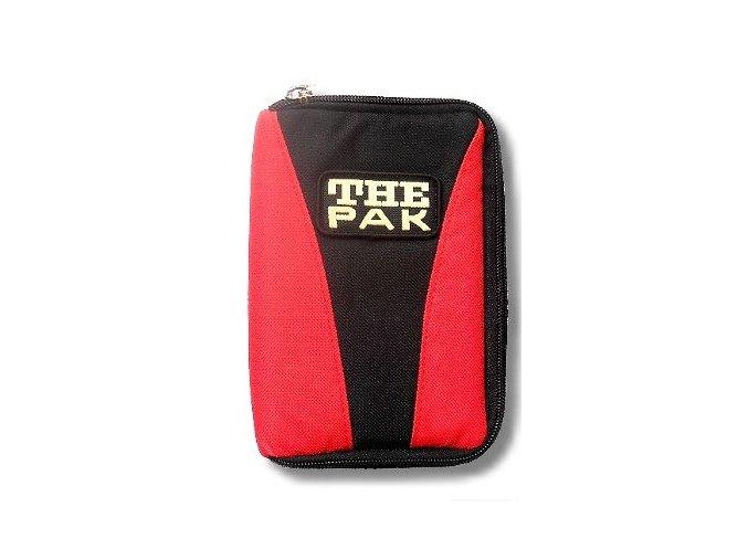 Pouzdro na šipky THE PAK black/red