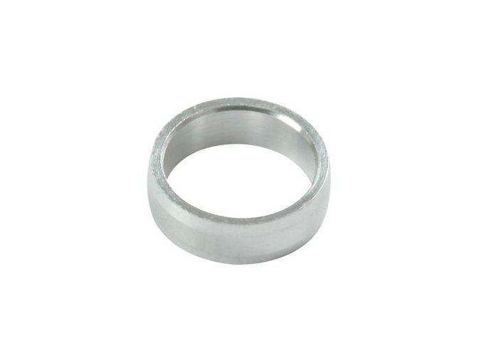 SLOT LOCK RINGS silver - kroužky