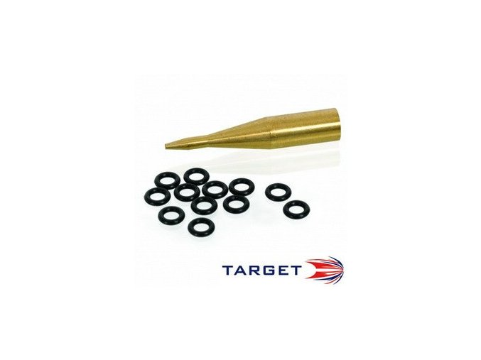 O Rings & applicator - gumičky