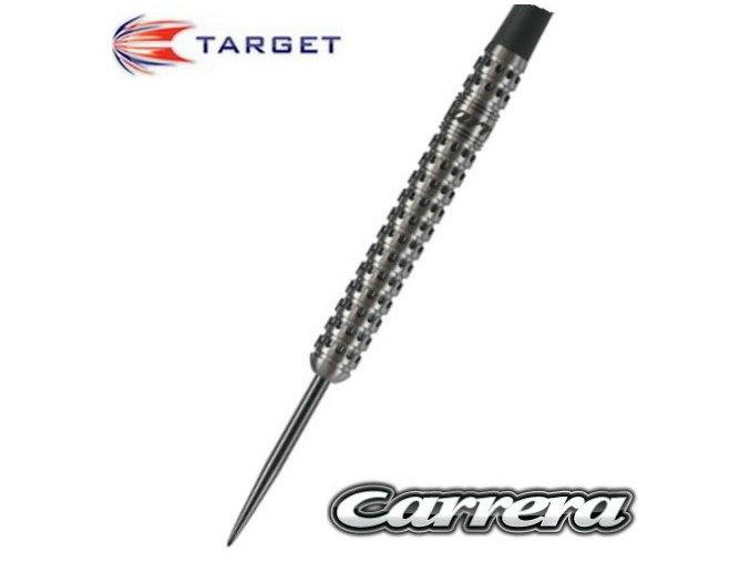 Šipky steel CARRERA C4 24g
