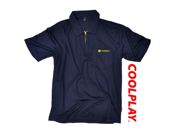 Tričko COOLPLAY DART SHIRT navy blue