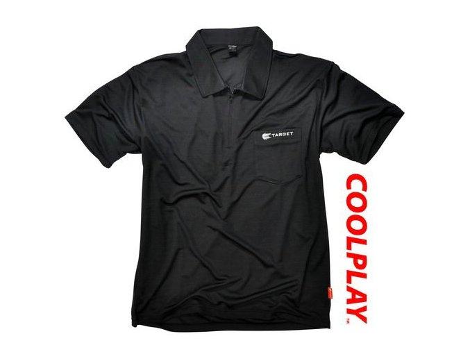 Tričko COOLPLAY DART SHIRT black