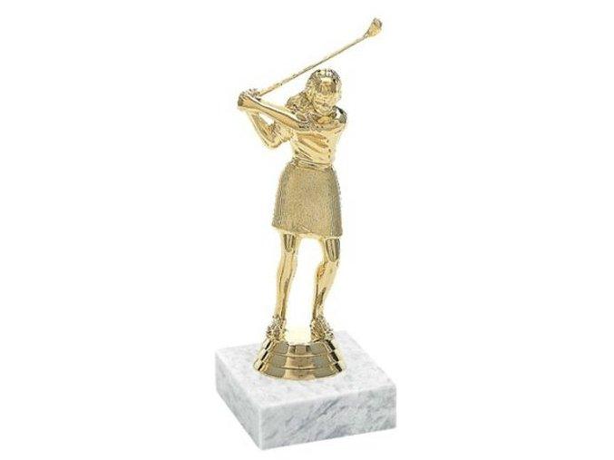 Figurka  CF592 golfistka