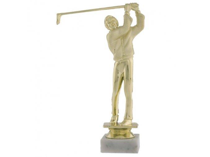 Trofej  CF0107 golfista