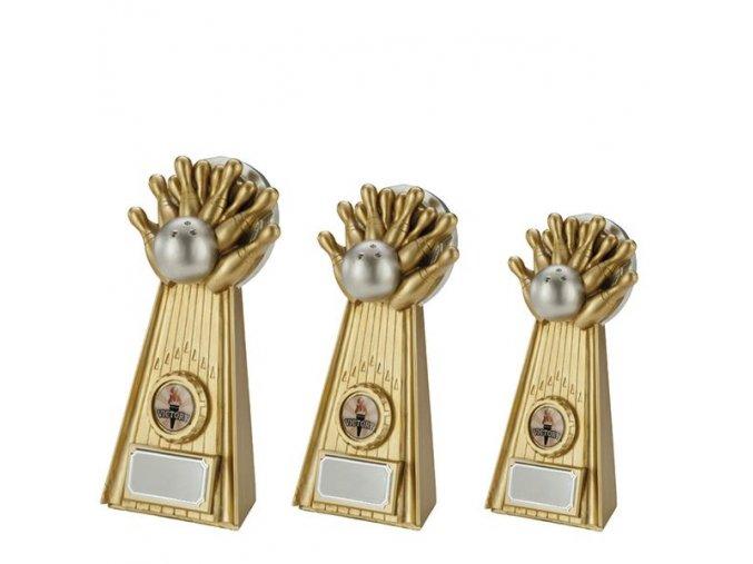 Trofej CRF2059 bowling kuželky