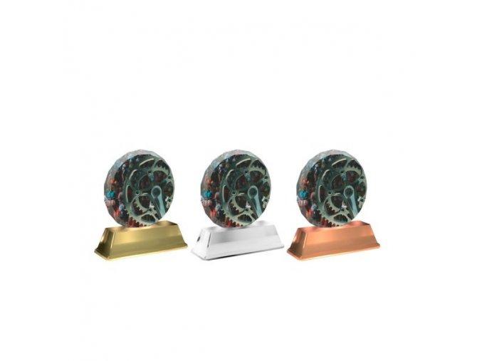 Akrylátová trofej ACE0003M32 Auto Moto