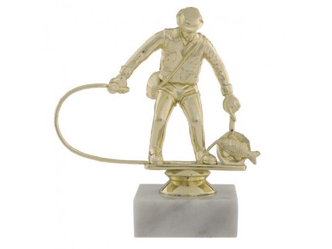 Trofej CF0117 rybář