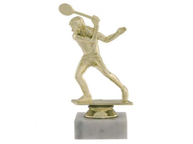 Trofej  CF0109 hráč badmintonu