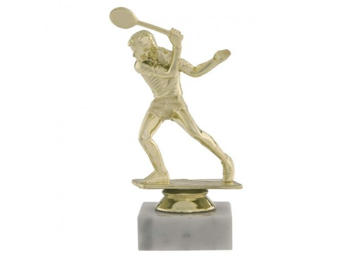 Trofej  CF0110 hráčka badmintonu