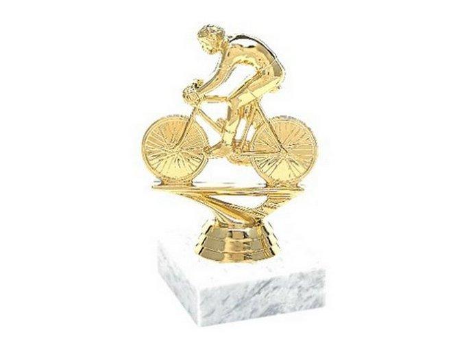 Trofej CF589 cyklista