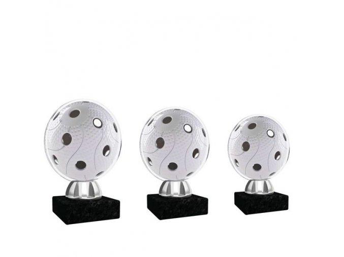 Akrylátová trofej CACL1031NM5 floorball