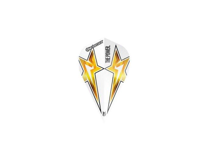 Letky Phil Taylor POWER STAR VISION vapor white