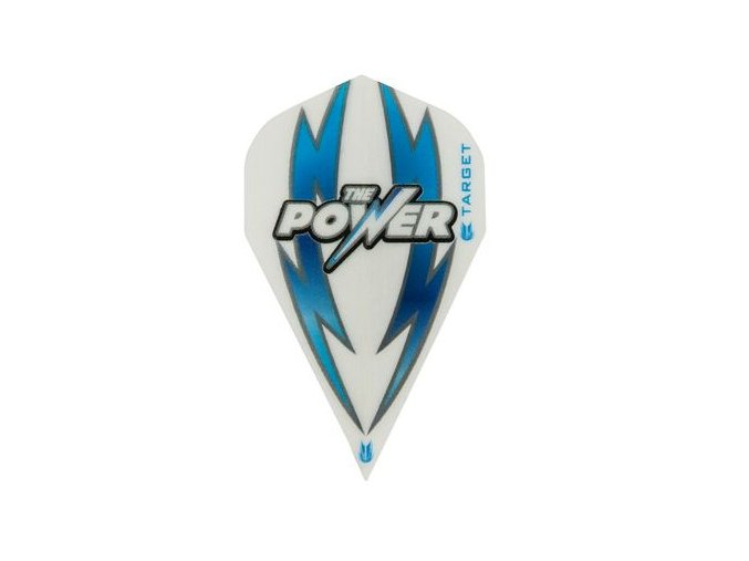 Letky PHIL TAYLOR VISION VAPOR  The power white/blue
