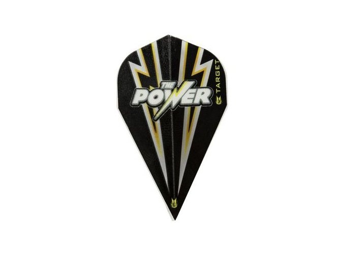 Letky PHIL TAYLOR VISION VAPOR  The power black/yellow