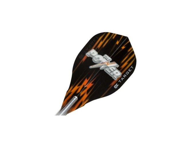 Letky PHIL TAYLOR VISION Edge The power black/orange