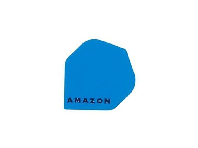 Letky AMAZON standard modré