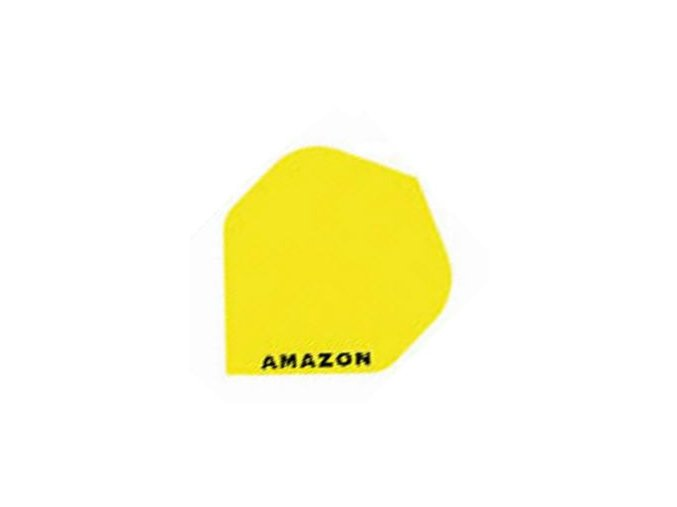 Letky AMAZON standard žluté
