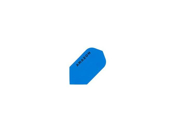 Letky AMAZON slim modré