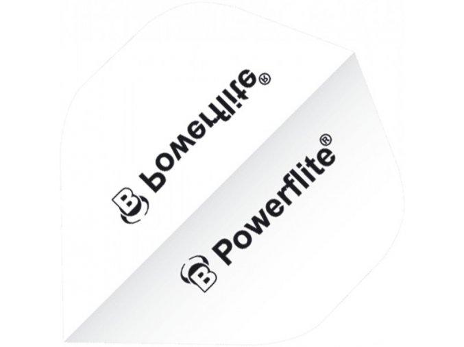 Letky POWER FLITE standard  white
