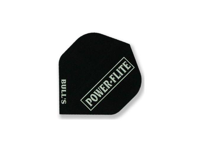 Letky POWER FLITE standard black
