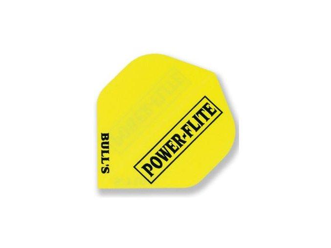 Letky POWER FLITE standard yellow