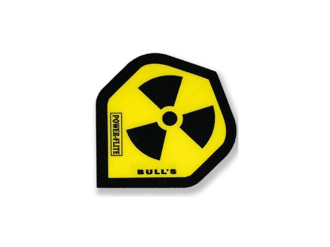 Letky POWER FLITE standard yellow/black