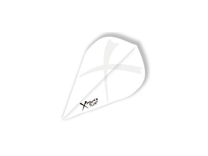 Letky X-POWERFLITE edge white