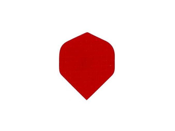 Letky plátěné Longlife standard červené