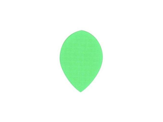 Letky plátěné Longlife pear neon zelené