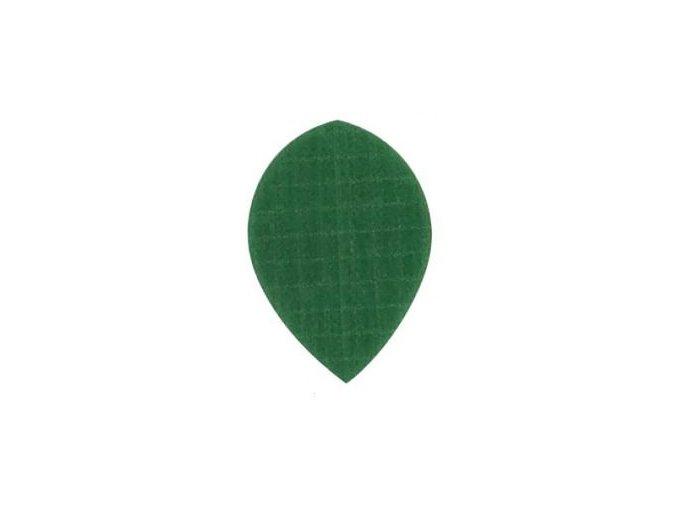Letky plátěné Longlife pear zelené