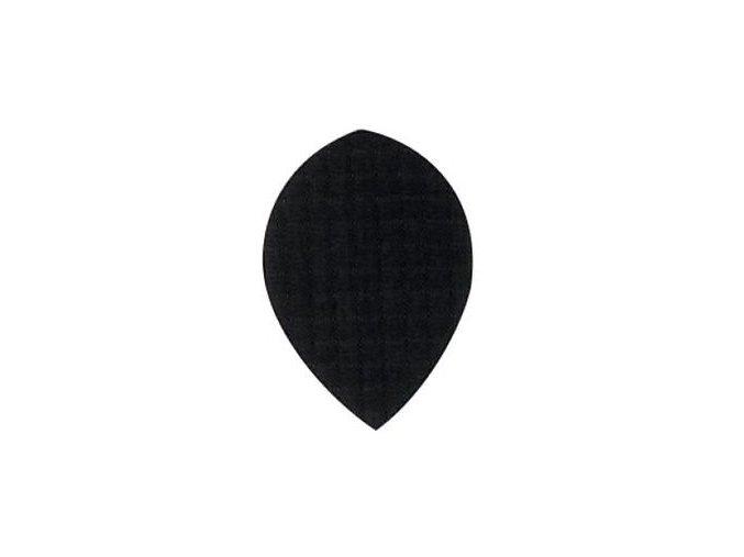 Letky plátěné Longlife pear černé
