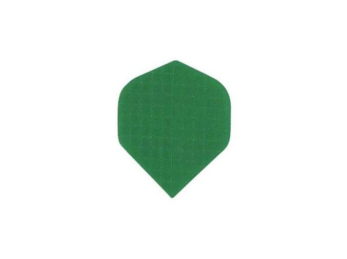 Letky plátěné Longlife standard zelené