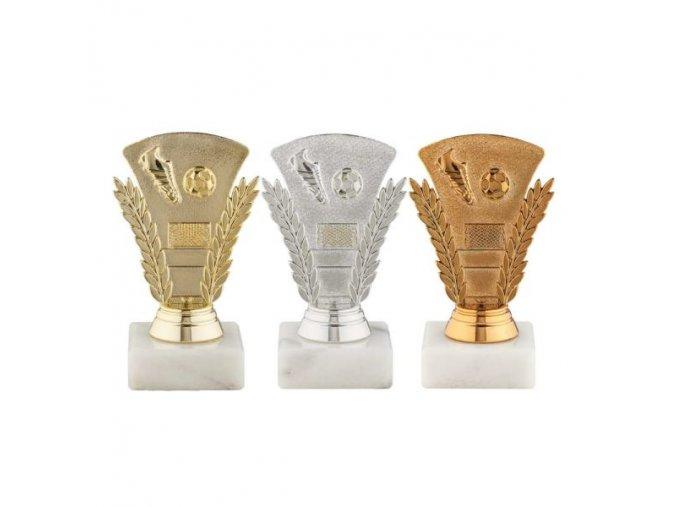 Trofej CFB0054 fotbal