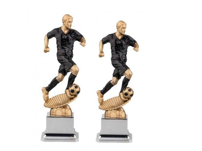 Trofej CFB0050 fotbal  stříbrný