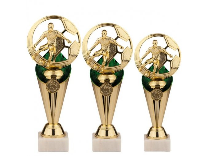 Trofej CFB0047 fotbal