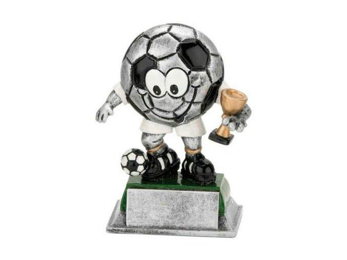 Figurka  CFG751 fotbal  Výška 12cm