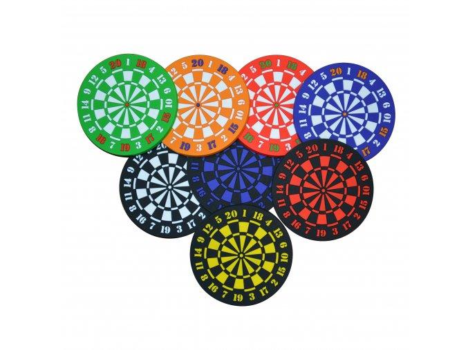 8 set colors