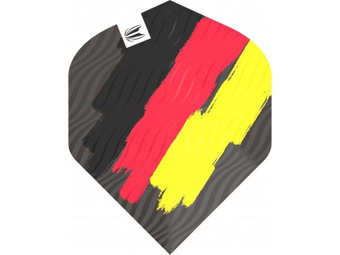 335740 DE FLAG FLIGHT NO2 FLAT
