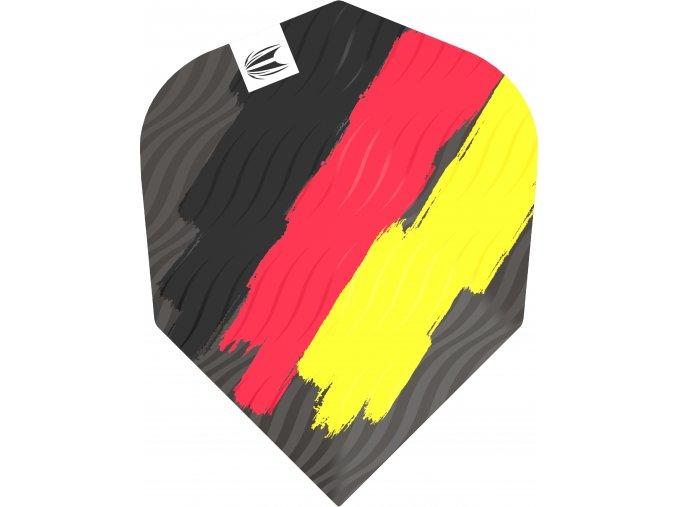 335750 DE FLAG FLIGHT NO6 FLAT