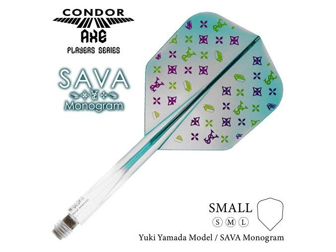 Condor AXE SAVA monogram small